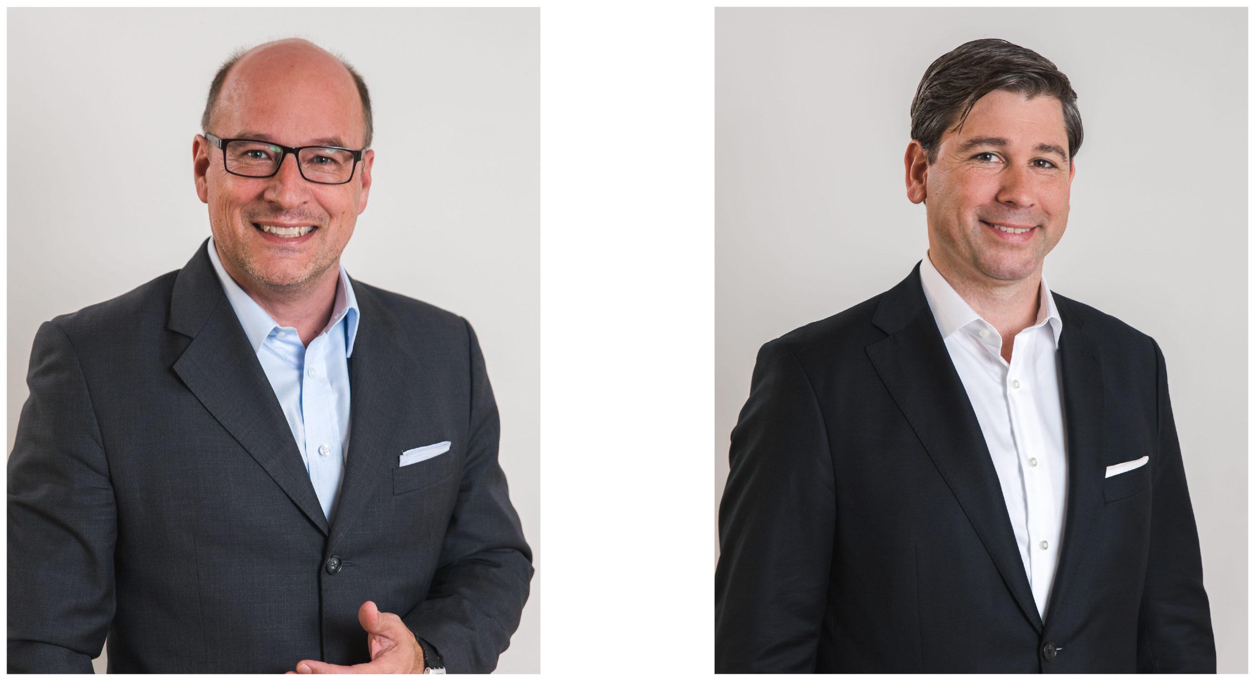 Daniel Knuchel und Matthias Ortner, Equity Partner der Advicum Consulting GmbH
